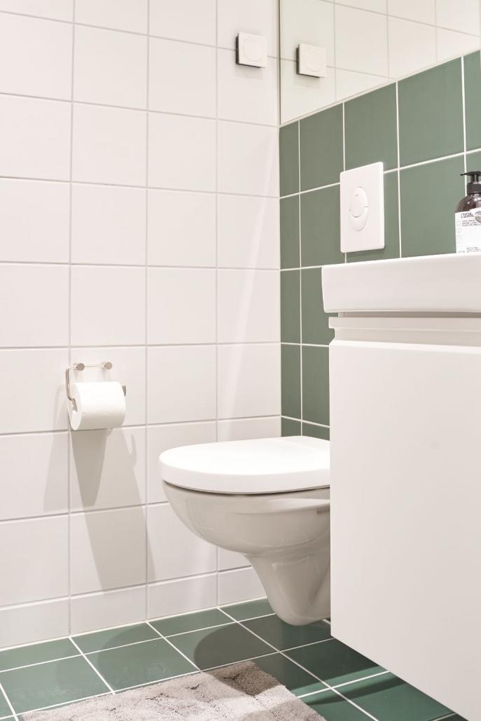 Badeværelse / Toilet - PFA Kollegiet Aalborg